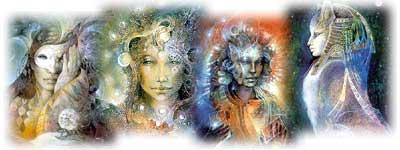Les déesses